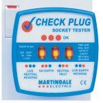 Martindale MARCP501 Socket Tester Plug