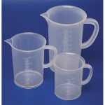 RVFM Measuring Jug 250ml (Pack of 10)