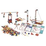 K'Nex 78610 Intro to Simple Machines: Levers and Pulleys Set