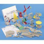 Techcard Build It Classroom Kit