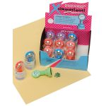 Xstamper Xclamations Assorted Pack of 12 Stamps