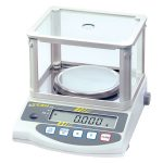 Kern EW 220-3 NM Precision Balance and Shield 0.001g-220g