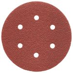 Milwaukee 4932 3677 41 Sanding Disc 8 Hole 125mm 60 Grit – Pack of 5