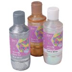 Reeves 250ml Glitter Gel – Silver