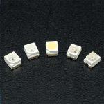 TruOpto OSW44LS1C1A 3.1V White LED Plcc-2 Surface Mount