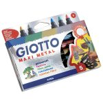 Giotto Decor Metal Pen – Pack of 24