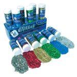 RVFM Glitter Shakers Assorted Pack