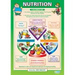 Nutrition Wall Chart Poster