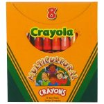 Crayola Multicultural Crayons – Pack of 8