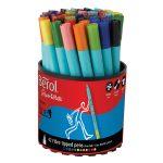 Berol Colourfine Black – Pack of 12