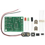 RK Education 555 timer Astable Project – with Drive Circuit