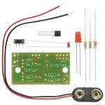 RK Education Transistor Switch Project – PCB