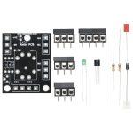 RK Education PCB for DPDT Relay Kit (70-6029)