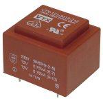Vigortronix VTX-121-3015-409 Encapsulated PCB Transformer 115V+115…