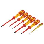 CK Tools T49193 DextroVDE Screwdriver SLP/PZD Set Of 8