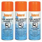 Ambersil 30289-AA Flaw Detector Penetrant 2 Spray 400ml