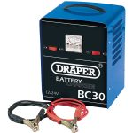 Draper 40607 Spare 30A Fuse for Bc14 and Bc30 Starters