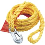 Draper 63410 2000kg Capacity Tow Rope with Flag