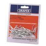Draper 14010 50 x 4mm x 15.8mm Blind Rivets