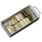 Draper 54252 Box of 25 Comb Scutches for 22441 Scutch Holding Chis…
