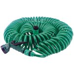 Draper 80496 20m x 3/8″ Recoil Hose with Spray Gun and Tap Connector