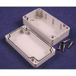 Hammond 1554J2GY Watertight PC Enclosure 160 x 90 x 60mm Grey