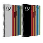 Nuco NU003341 Craze PP Notebook 80gsm 160 Pages A4