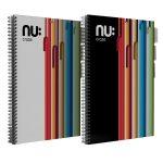 Nuco NU003349 Craze PP Project Books 80gsm 200 Pages A4