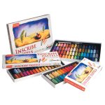 Inscribe IMPS24 Soft Pastel Set 24 Colours
