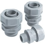 LappKabel 55501320 USK-M 16×1.5 SILVYN Conduit Gland Straight PP