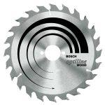 Bosch 2608640583 Optiline Wood Circular Saws Blade 130 x 20 x 1.4m…