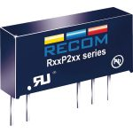 Recom 10004257 R05P209S 2W DC/DC Converter 5V In 9V Out