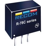 Recom 80000048 R-78C15-1.0 DC/DC Converter 18-42V In 15V Out
