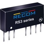 Recom 10002797 RS-243.3S 2W DC/DC Converter SIP4 18-36V In 3.3V Out