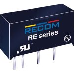 Recom International RE-1215S 1W DC/DC Converter 12V In 15V Out