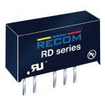 Recom 10000213 RD-0505D DC/DC Converter 5V In 5V/5V Out