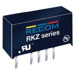 Recom 10000489 RKZ-0505D DC/DC Converter 5V In 5V/5V Out