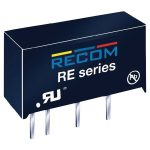 Recom 10000654 RP-1505S DC/DC Converter 15V In 5V Out