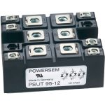 POWERSEM PSD 50-12 Three Phase Bridge Rectifier Screw Terminals 80…