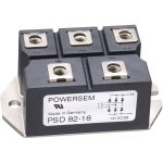 POWERSEM PSD 82-18 Three Phase Bridge Rectifier Screw Terminals 88…