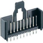 Lumberg 2,5 MSF 12 2.5 Minimodul Pin Header 2.5mm Pitch Locking
