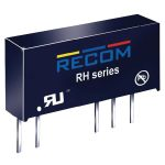 Recom 10000444 RK-0505S DC/DC Converter 5V In 5V Out