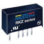 Recom 10000472 RKZ-0515S DC/DC Converter 5V In 15V Out