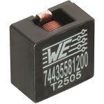Wurth Elektronik 74435582200 22 micro H 15A 2212 WE-HCI Flat Wire High C…