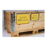 Beaverswood Wooden Case Pocket 155 x 220mm – Pack Of 10