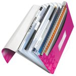 Leitz WOW Project File Purple