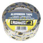 Everbuild 2ALUM100 Aluminium Tape 100mm x 45m