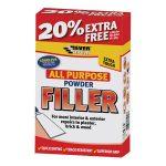 Everbuild FILL15 All Purpose Powder Filler 1.5kg + 20% Free
