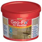 Everbuild GEOWET14STONE Geo-Fix All Weather Natural Stone 14kg