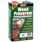 Everbuild LJDO05 Wood Preserver Dark Oak 5 Litre